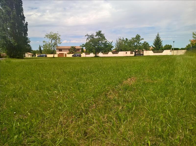 Terrain    - 500 m² - CAZERES (31)