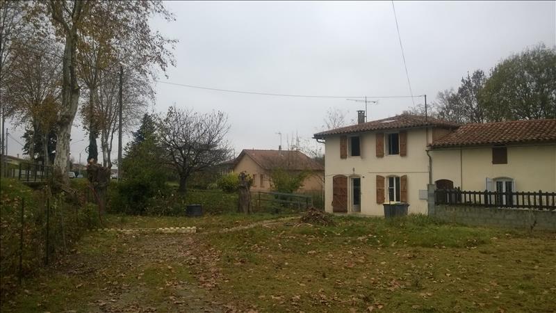 Maison MONTESQUIEU VOLVESTRE - 5 pièces  -   130 m²