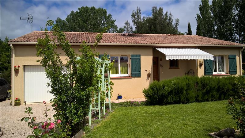 Maison CARBONNE - 5 pièces  -   95 m²