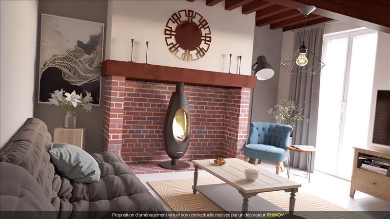 Vente Maison ST JULIEN SUR GARONNE (31220) - 5 pièces - 152 m² -