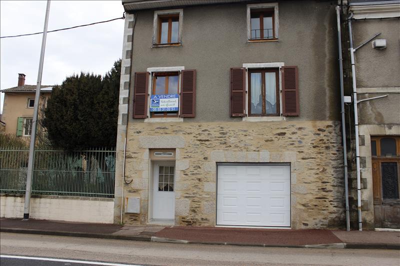 Maison AIXE SUR VIENNE - 4 pièces  -   110 m²