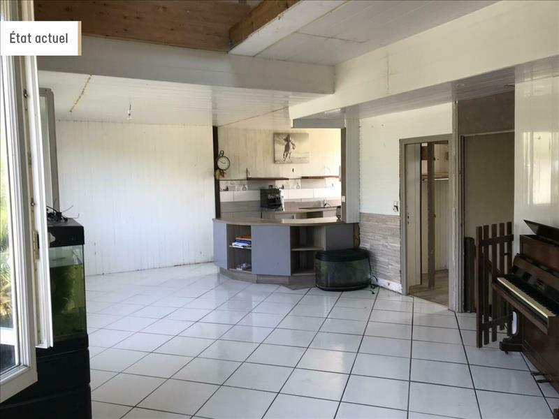 Vente Maison BOSMIE L AIGUILLE (87110) - 4 pièces - 72 m² -