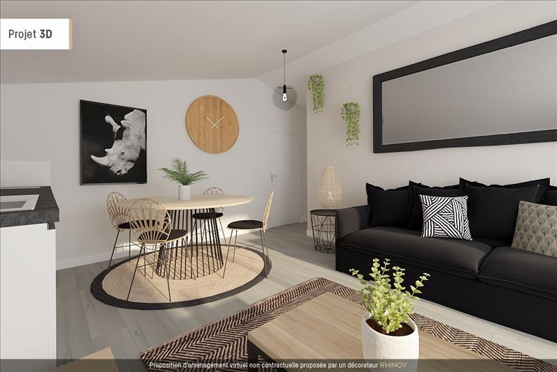 Vente Maison BEYNES (78650) - 3 pièces - 53 m² -