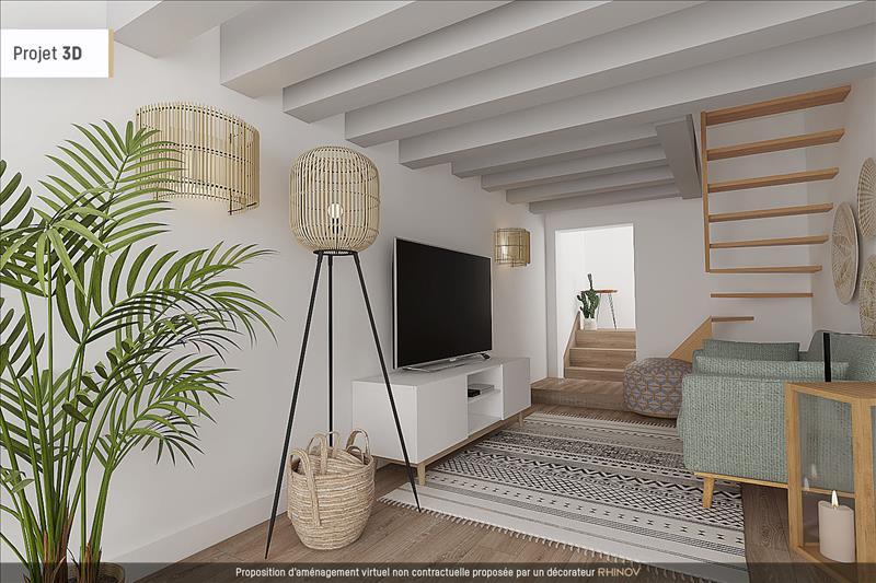 Vente Maison BEYNES (78650) - 3 pièces - 60 m² -