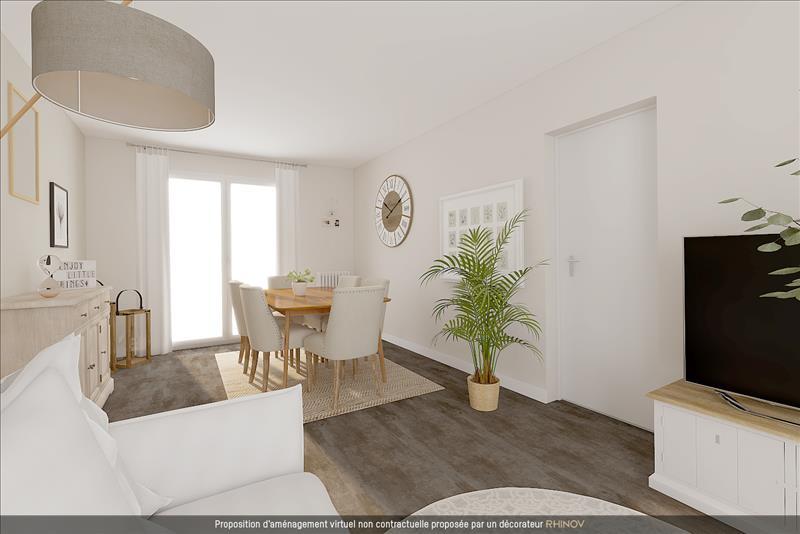 Vente Maison BEYNES (78650) - 4 pièces - 70 m² -