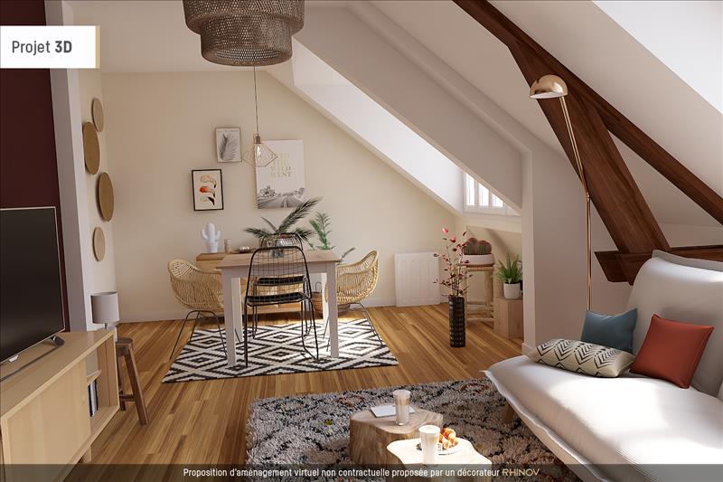 Vente Appartement THOIRY (78770) - 2 pièces - 40 m² -