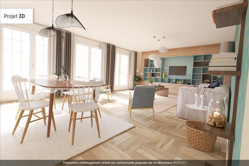 Vente Appartement SCEAUX (92330) - 5 pièces - 109 m² -