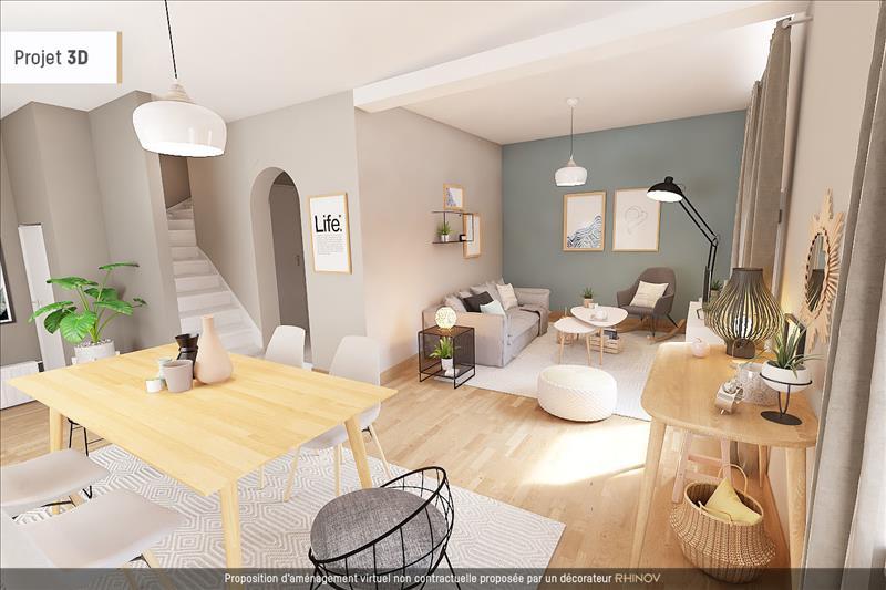 Vente Maison MARCQ (78770) - 6 pièces - 129 m² -