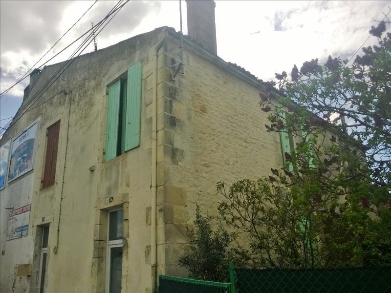 Maison GEMOZAC - (17)
