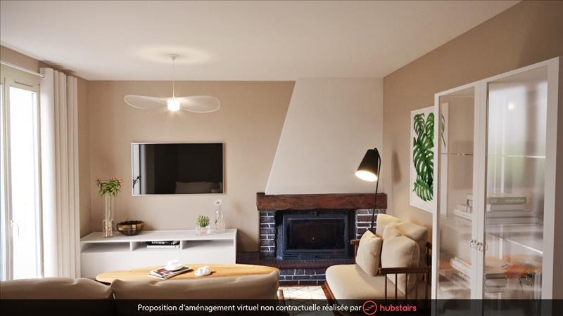 Vente Maison ST LEGER (17800) - 6 pièces - 113 m² -