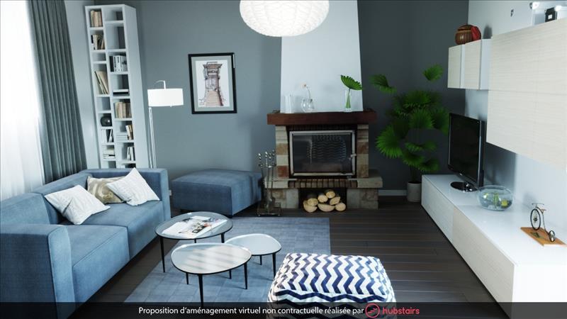 Vente Maison MARIGNAC (17800) - 5 pièces - 90 m² -