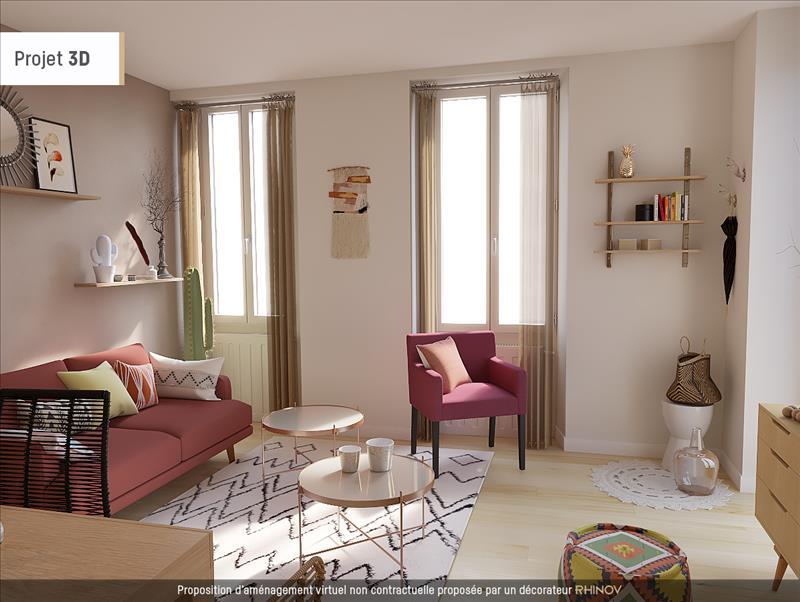 Vente Maison BOUGNEAU (17800) - 5 pièces - 130 m² -