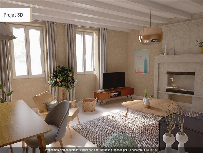 Vente Maison COLOMBIERS (17460) - 6 pièces - 152 m² -