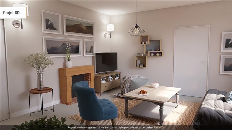 Vente Maison MONTILS (17800) - 7 pièces - 166 m² -