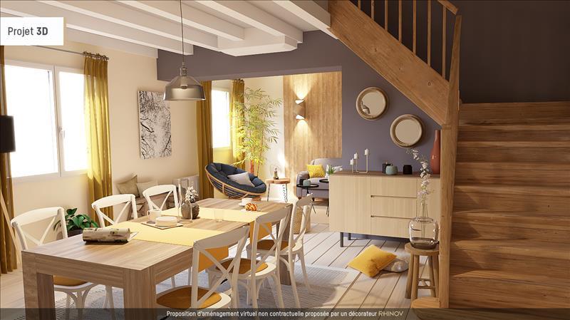 Vente Maison PONS (17800) - 5 pièces - 150 m² -