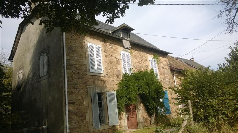 Maison LAGARDE ENVAL - 4 pièces  -   73 m²