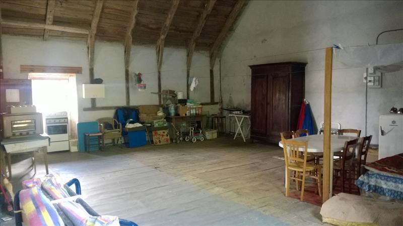 Maison CHAMPAGNAC LA PRUNE - 4 pièces  -   65 m²