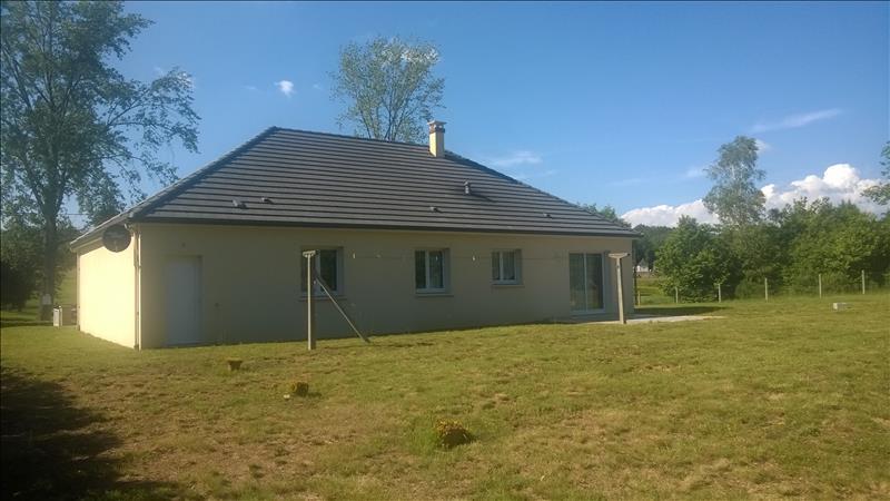 Maison LAGARDE ENVAL - 4 pièces  -   100 m²