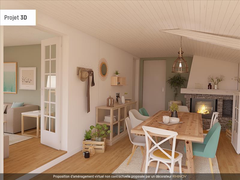 Vente Maison CESTAS (33610) - 4 pièces - 80 m² -