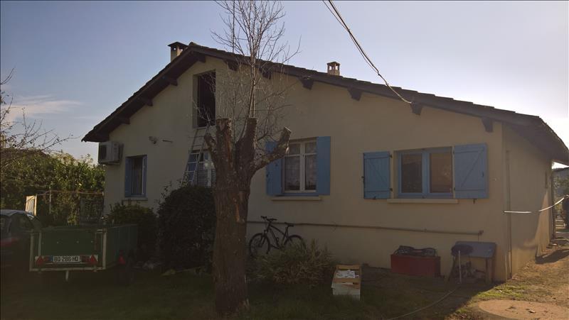 Maison NEGREPELISSE - 5 pièces  -   85 m²