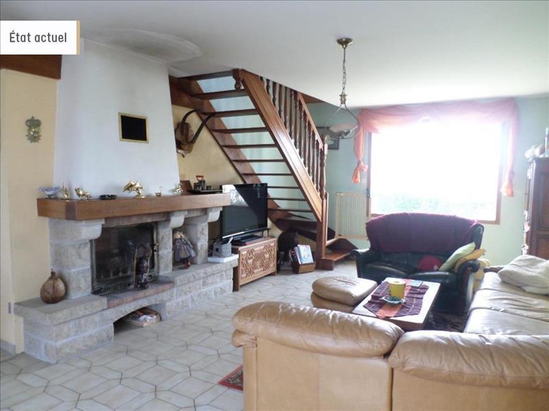 Vente Maison ST PABU (29830) - 6 pièces - 135 m² -