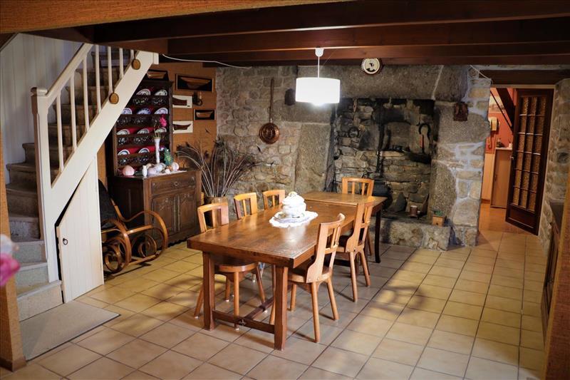 Vente Maison PORSPODER (29840) - 6 pièces - 115 m² -