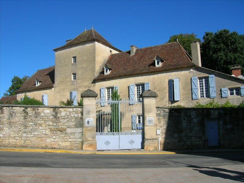 Vente Maison LIMOGNE EN QUERCY (46260) - 12 pièces 370 m²
