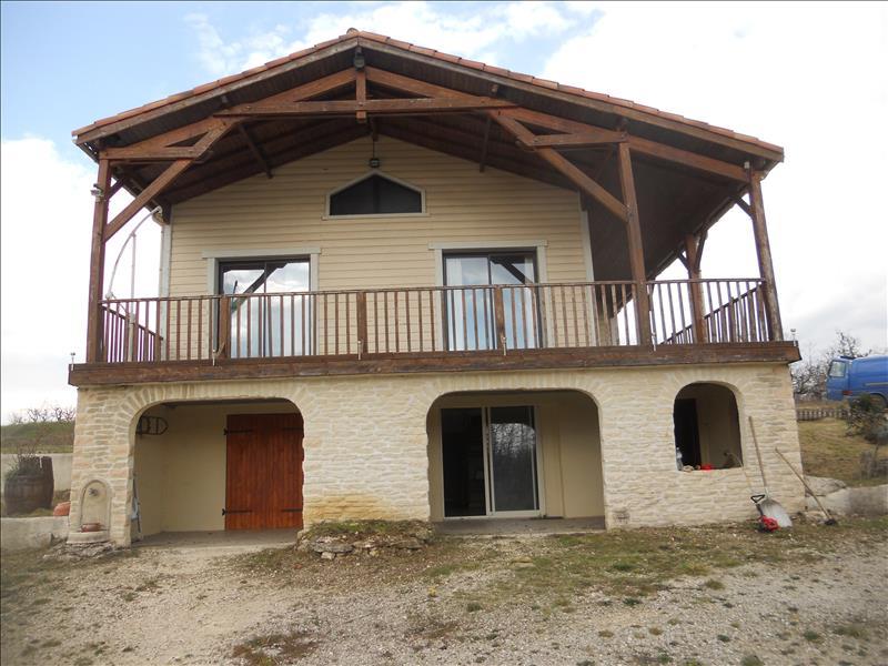 Maison LALBENQUE - 6 pièces  -   113 m²
