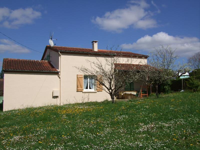 Maison MONTCUQ - 6 pièces  -   157 m²