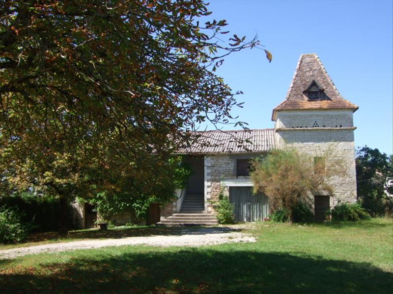 Maison BELFORT DU QUERCY - (46)