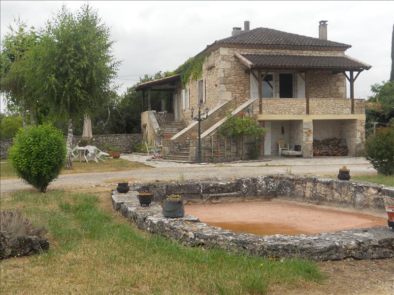 Maison VAYLATS - (46)