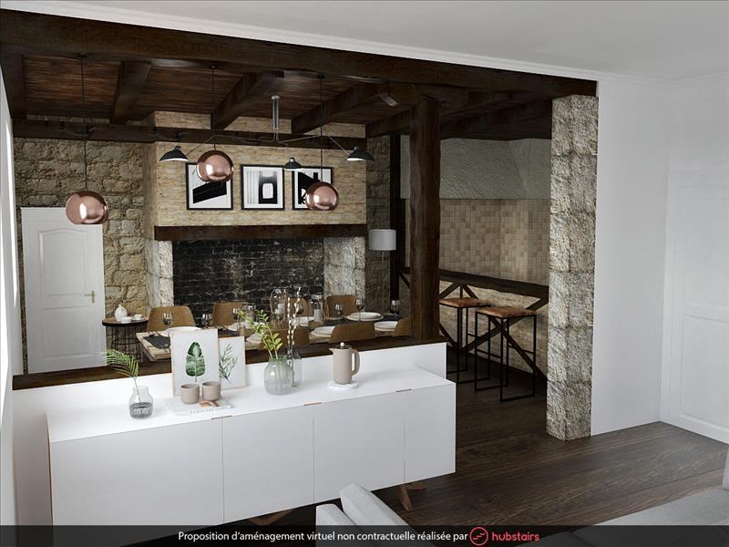 Vente Maison PUYLAROQUE (82240) - 5 pièces - 157 m² -