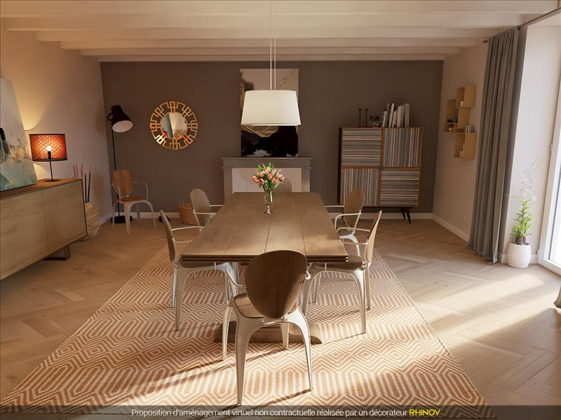 Vente Maison ST GERY (46330) - 7 pièces - 215 m² -