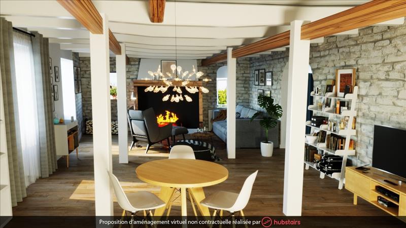 Vente Maison BACH (46230) - 5 pièces - 224 m² -
