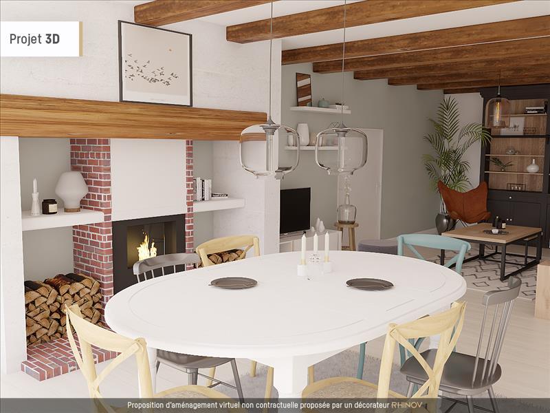 Vente Maison CIEURAC (46230) - 5 pièces - 163 m² -