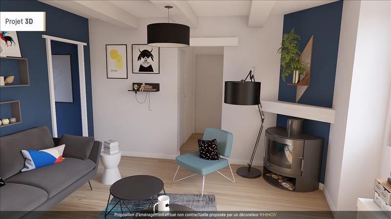 Vente Maison PUYLAROQUE (82240) - 4 pièces - 75 m² -