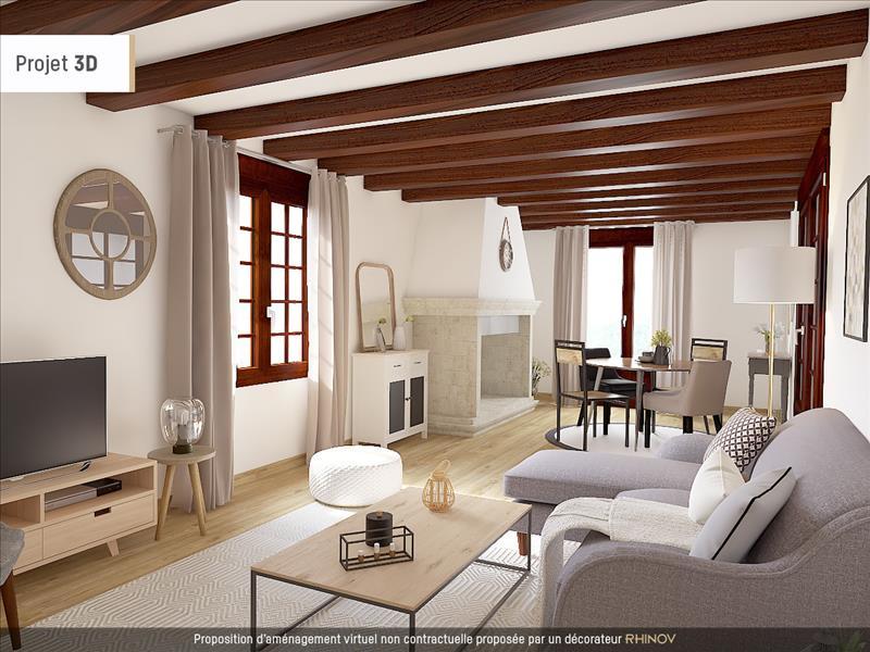Vente Maison CASTELNAU MONTRATIER (46170) - 4 pièces - 155 m² -