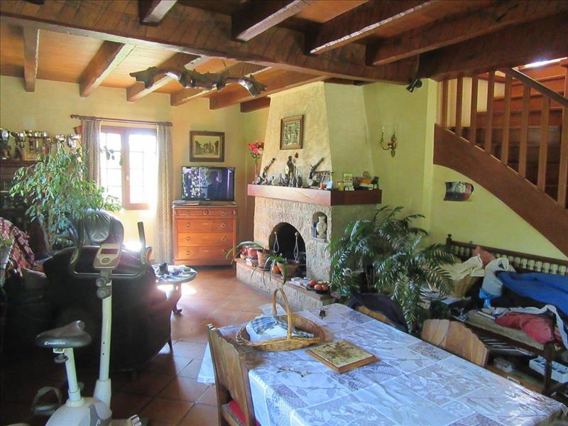 Vente Maison LIMOGNE EN QUERCY (46260) - 4 pièces - 136 m² -