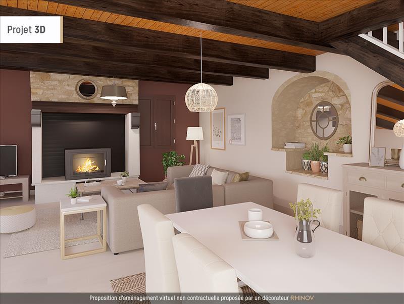 Vente Maison VARAIRE (46260) - 4 pièces - 96 m² -