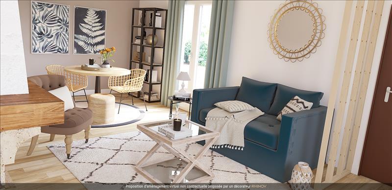 Vente Maison CASTELNAU MONTRATIER (46170) - 3 pièces - 88 m² -