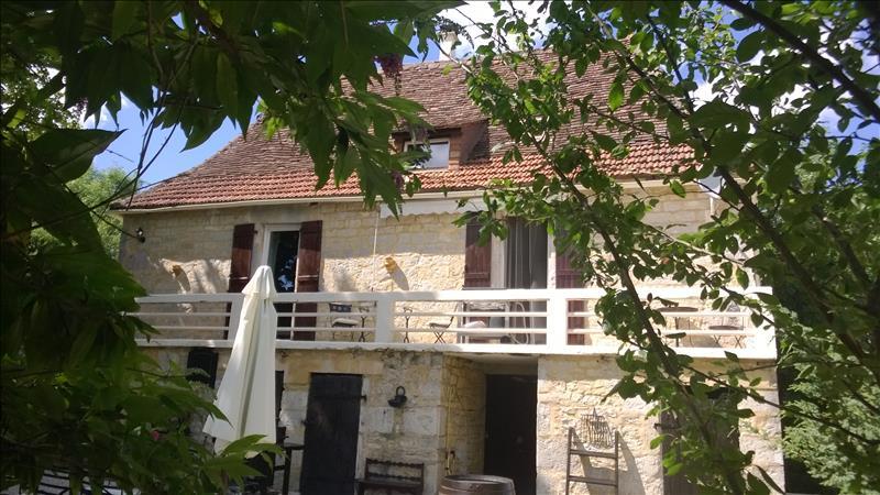 Vente Maison LAMOTHE CASSEL (46240) - 4 pièces 135 m²