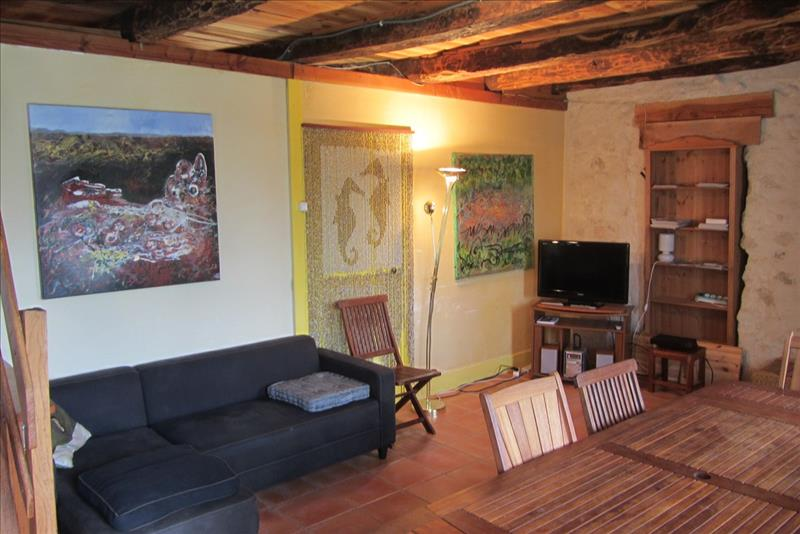 Maison ST VINCENT RIVE D OLT - (46)