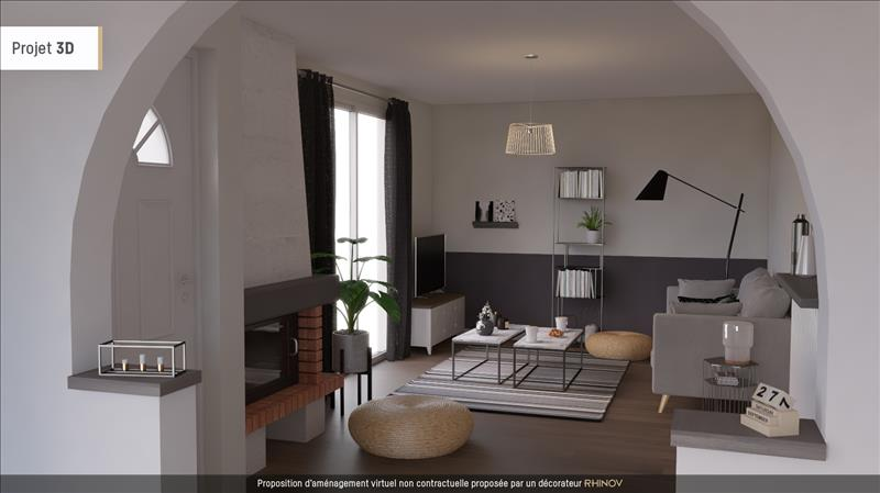 Vente Maison CAHORS (46000) - 7 pièces - 151 m² - Quartier Centre-ville