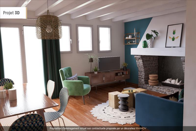 Vente Maison LUZECH (46140) - 4 pièces - 80 m² -