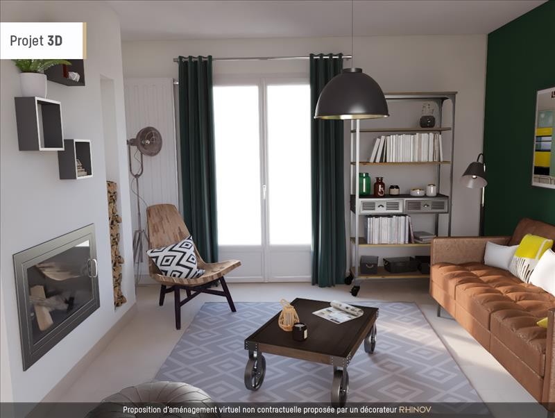Vente Maison MERCUES (46090) - 7 pièces - 150 m² -