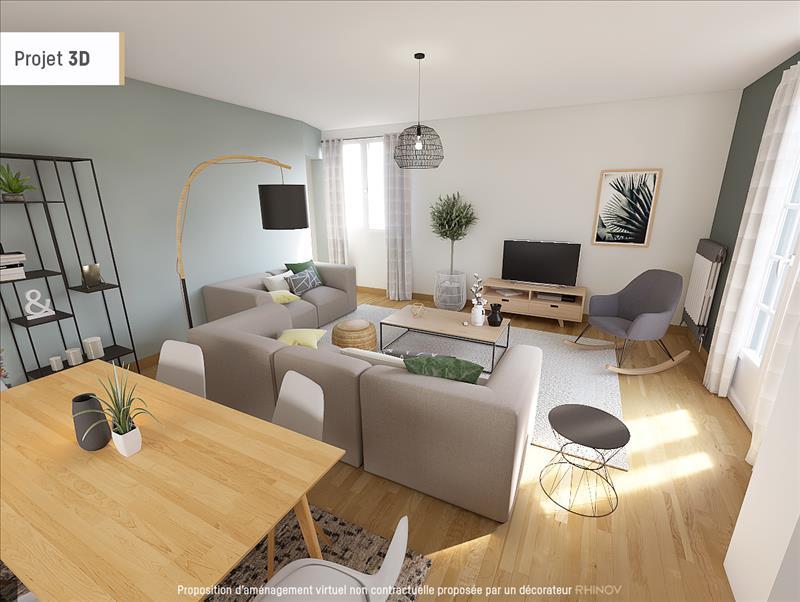 Vente Maison CAHORS (46000) - 4 pièces - 82 m² - Quartier Terre Rouge - Cabessut