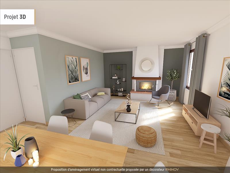 Vente Maison CAHORS (46000) - 7 pièces - 122 m² - Quartier Terre Rouge - Cabessut