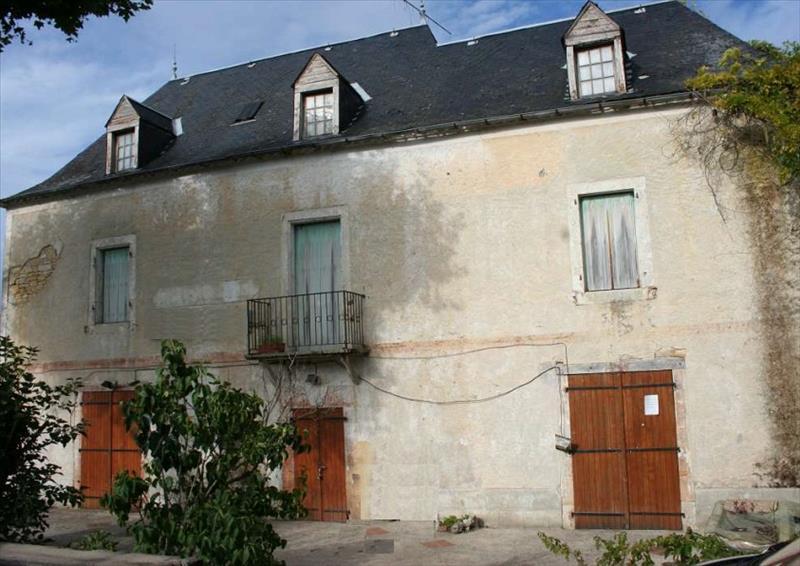 Maison ST GERMAIN DU BEL AIR - 10 pièces  -   200 m²