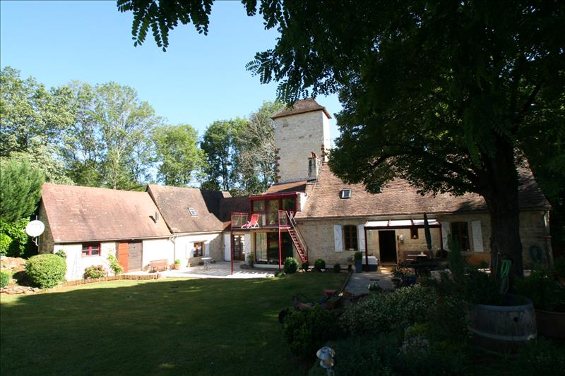 Vente Maison LEOBARD  (46300)