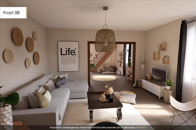Vente Maison GINDOU (46250) - 5 pièces - 140 m² -